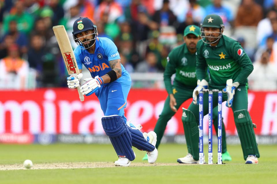 Fierce Foes India And Pakistan Are Once Again At Loggerheads In Cricket