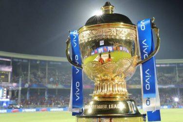 IPL postponed over coronavirus: Indian cricket board