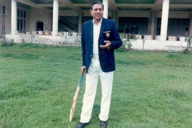 Chandu Borde: In Indian cricket's service for more than three decades