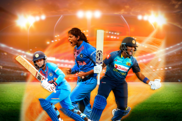 Supernovas players Taniya Bhatia, Chamari Atapattu and Radha Yadav