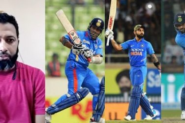 Sachin Tendulkar, Virat Kohli or Rohit Sharma? Wasim Jaffer picks the best white-ball cricketer for India