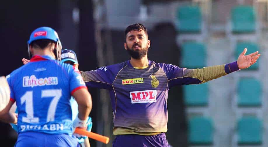 'Wasn't expecting it': Architect-turned-cricketer Varun Chakravarthy after being awarded India call-up