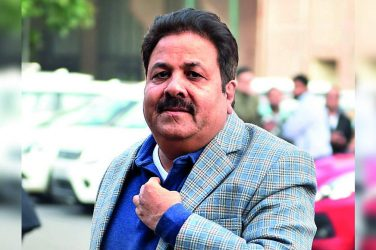 Rajeev Shukla set to become BCCI vice-president